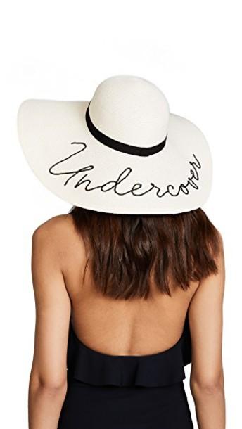Eugenia Kim Bunny 'Undercover' Sun Hat in natural