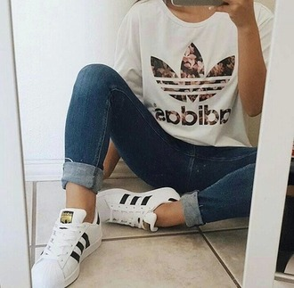 dress shirt shorts shoes girly adidas fashion toast style