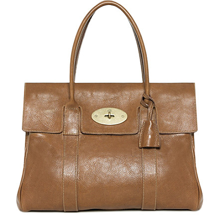 35743125ae10 ... new arrivals bayswater natural leather handbag mulberry selfridges  b0e10 ee88c ...