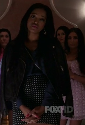 skirt zayday williams keke palmer scream queens pencil skirt