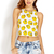 Playful Tweety Bird Crop Top | FOREVER 21 - 2000069980