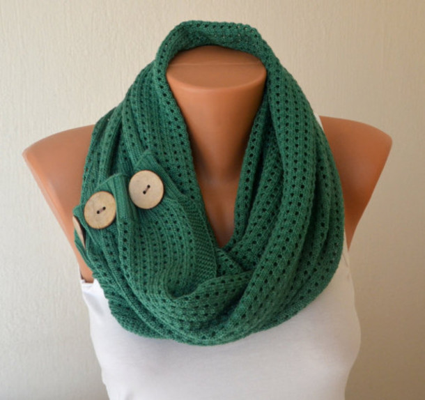 Infinity Scarf With Buttons Knitting Pattern : Page not found (404) - Wheretoget