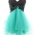 Lace Ball Gown Sweetheart Mini Prom Dress Cody Butterfly Dress | eBay