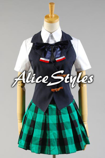 dress cosplay uta no prince-sama nanami