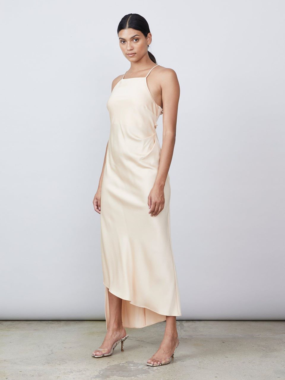 Savvy Slip Dress   Allen Schwartz