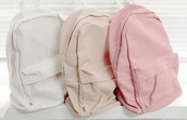 bag,nude,backpack,cool backpacks,pastel,pink,beige,white,cool bags,fashion,style,pastel pink