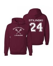 jacket,burgundy,teen wolf,stiles,hoodie,beacon hills,stiles stilinski,lacrosse teen wolf,sweater,beacon hills teen wolf,24,stalinski,lacrosse,burgundy sweater