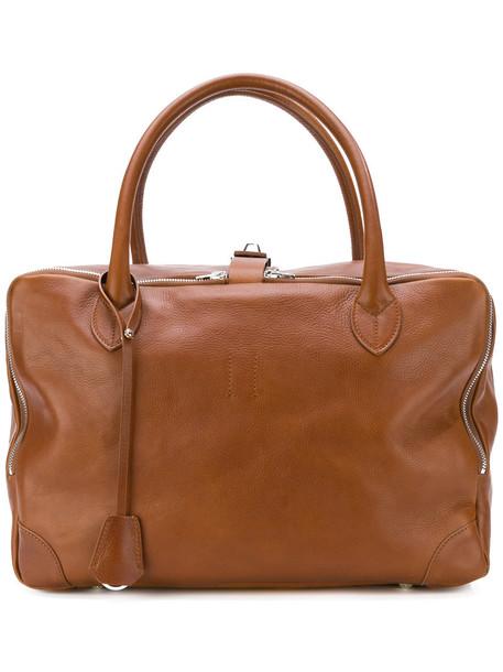 GOLDEN GOOSE DELUXE BRAND women leather brown bag