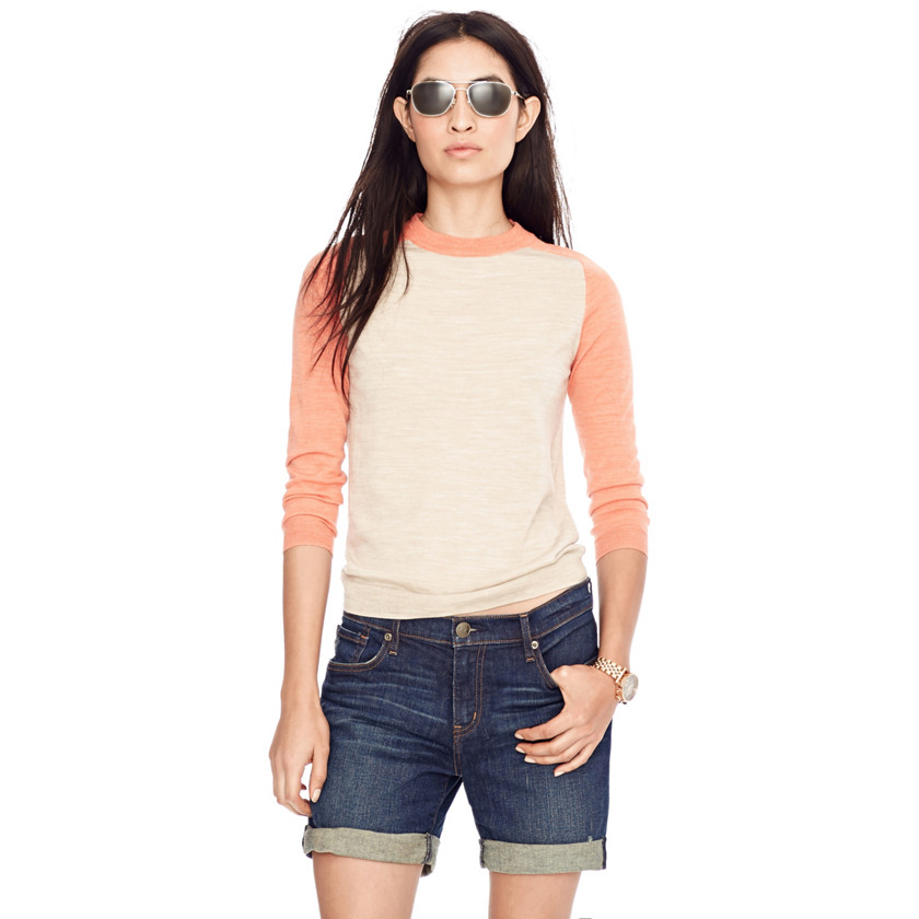 Cassie Saddle Shoulder Sweater