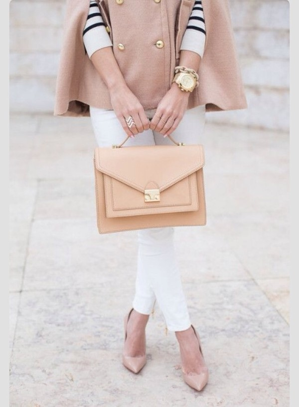 coat cape camel camel coat satchel bag