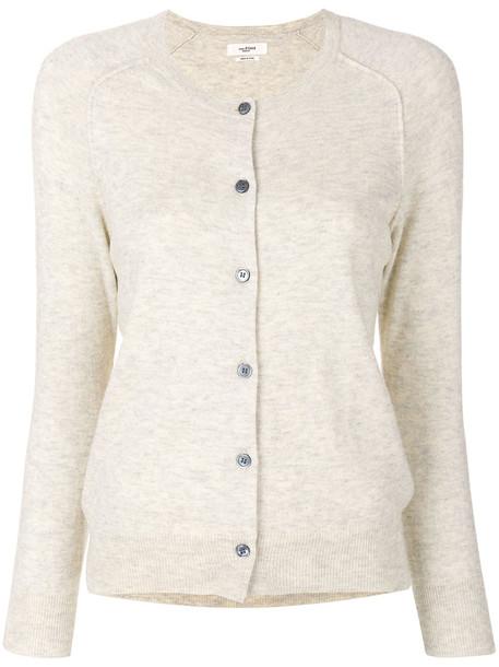 Isabel Marant etoile cardigan cardigan women classic nude cotton wool sweater