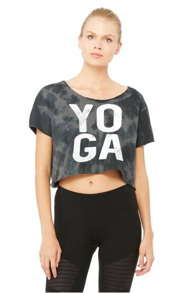 Women's Yoga Tops, Tees & Tanks at ALO Yoga
