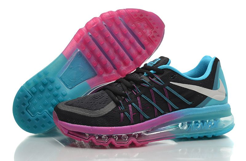 Womens Black Air Max 2015