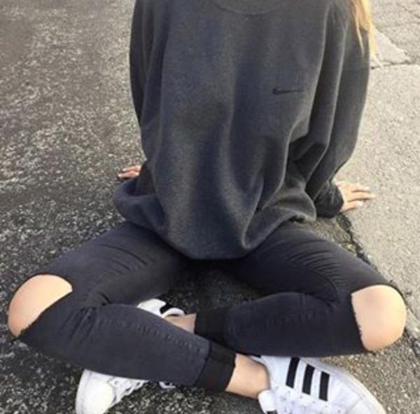 sweater nike shoes adidas shoes adidas superstars sneakers white