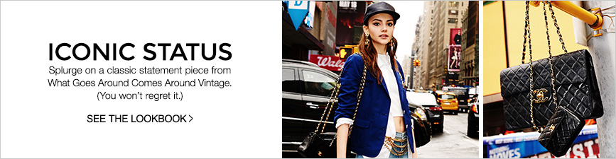 What Goes Around Comes Around   SHOPBOP