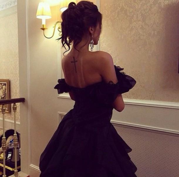 dress little black dress