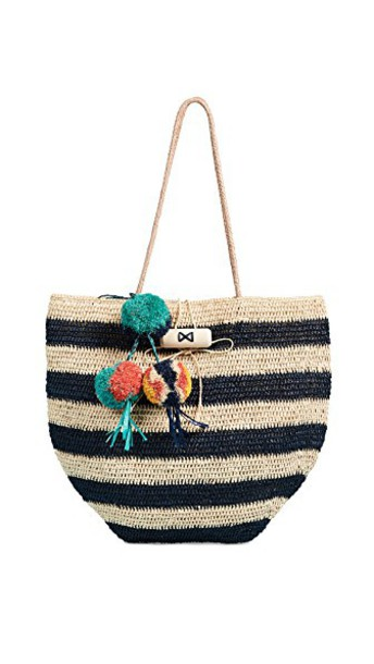 Mar Y Sol navy bag