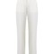 Straight-leg wool and cotton-blend twill trousers
