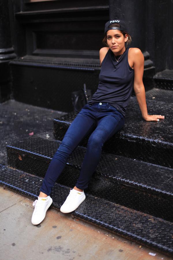 trop rouge blogger jeans shoes jewels