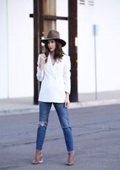 inspades,blogger,t-shirt,jacket,jeans,shoes,jewels