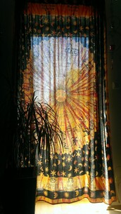home accessory,curtain,tapestry,zodiac,hippie,bohemian,boho