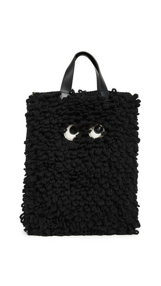 eyes black bag