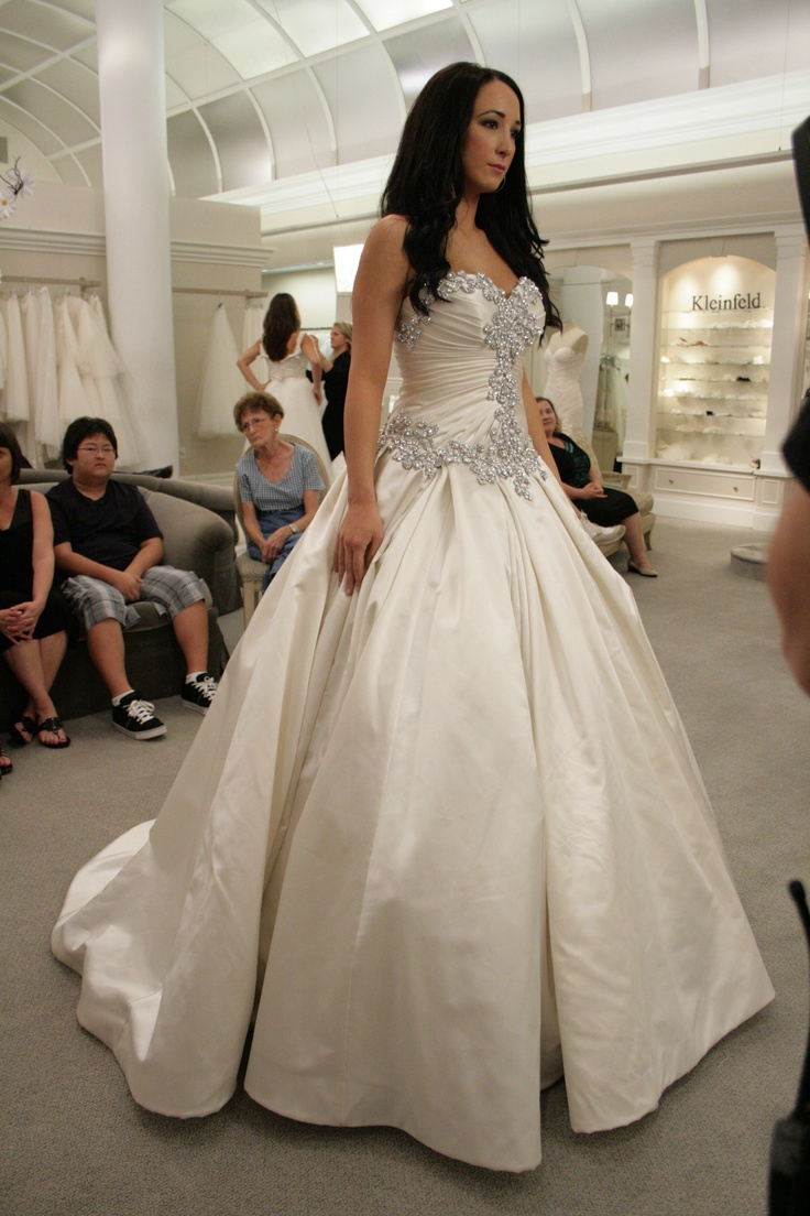 Aliexpress.com : Buy 2014 New Design Rinhestones Beaded Satin Wedding Gowns Floor Length Weddings & Events Vestidos de Noiva Dresses from Reliable dresses for attending wedding suppliers on 27 Dress