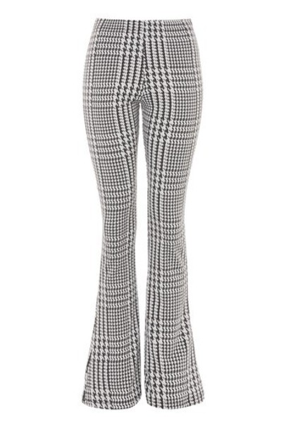 Topshop pants monochrome