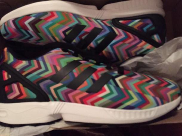 shoes shors colorful
