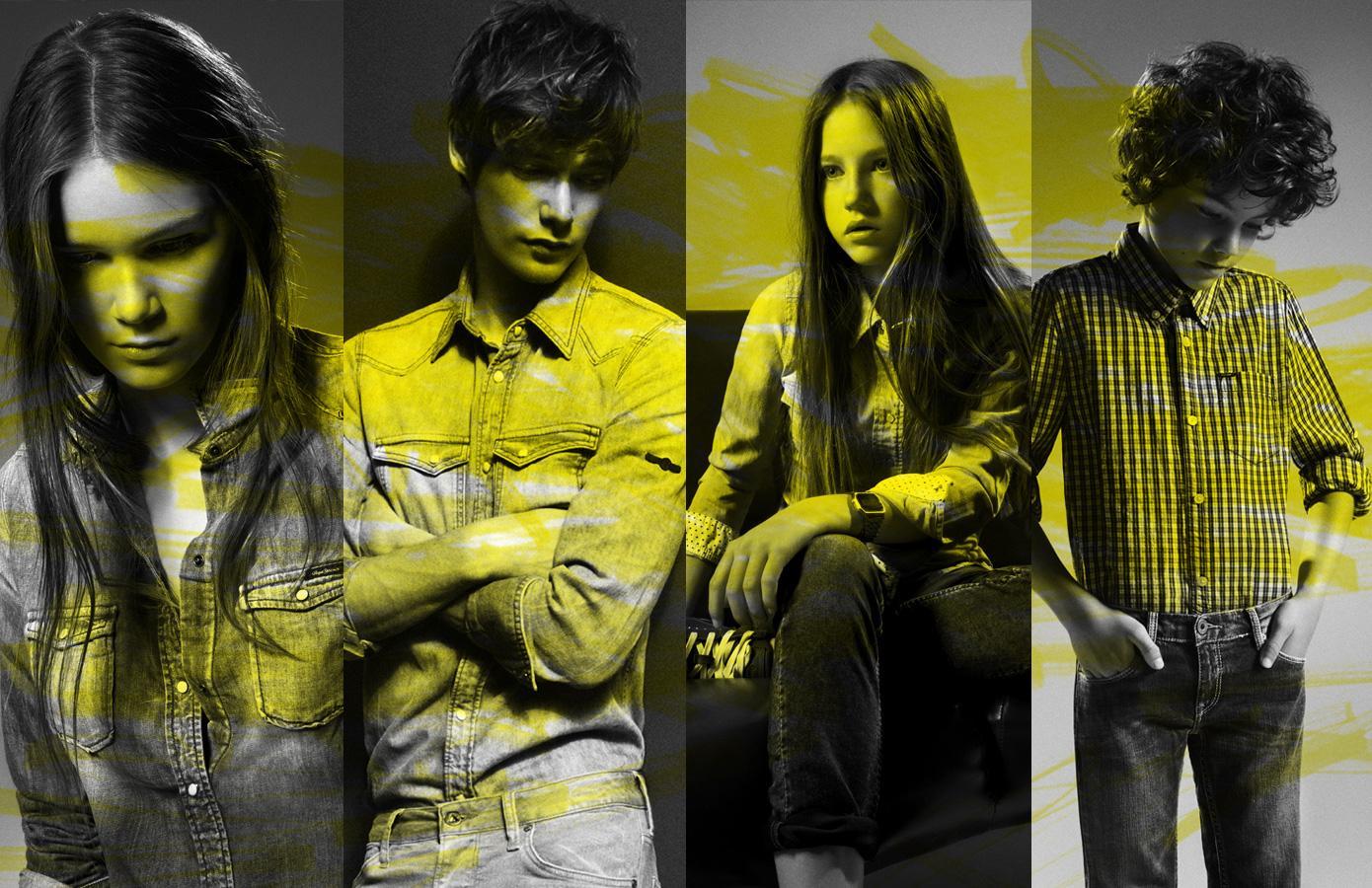 Web oficial de pepe jeans london