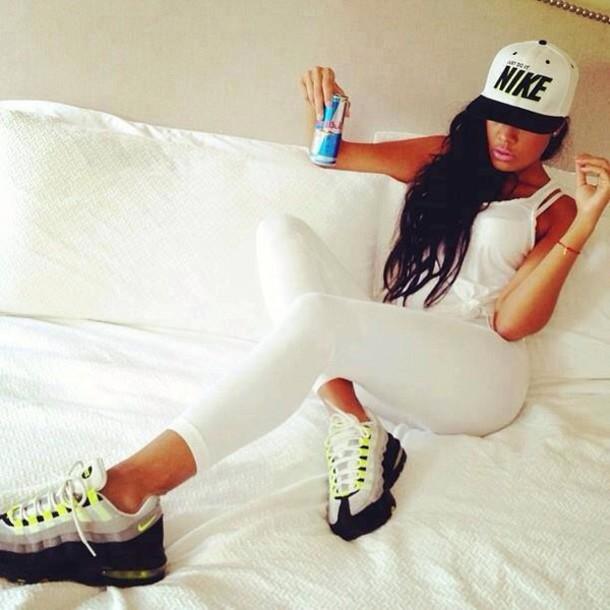 shoes hat shirt blouse mesh black nike air nike shoes nike trainers
