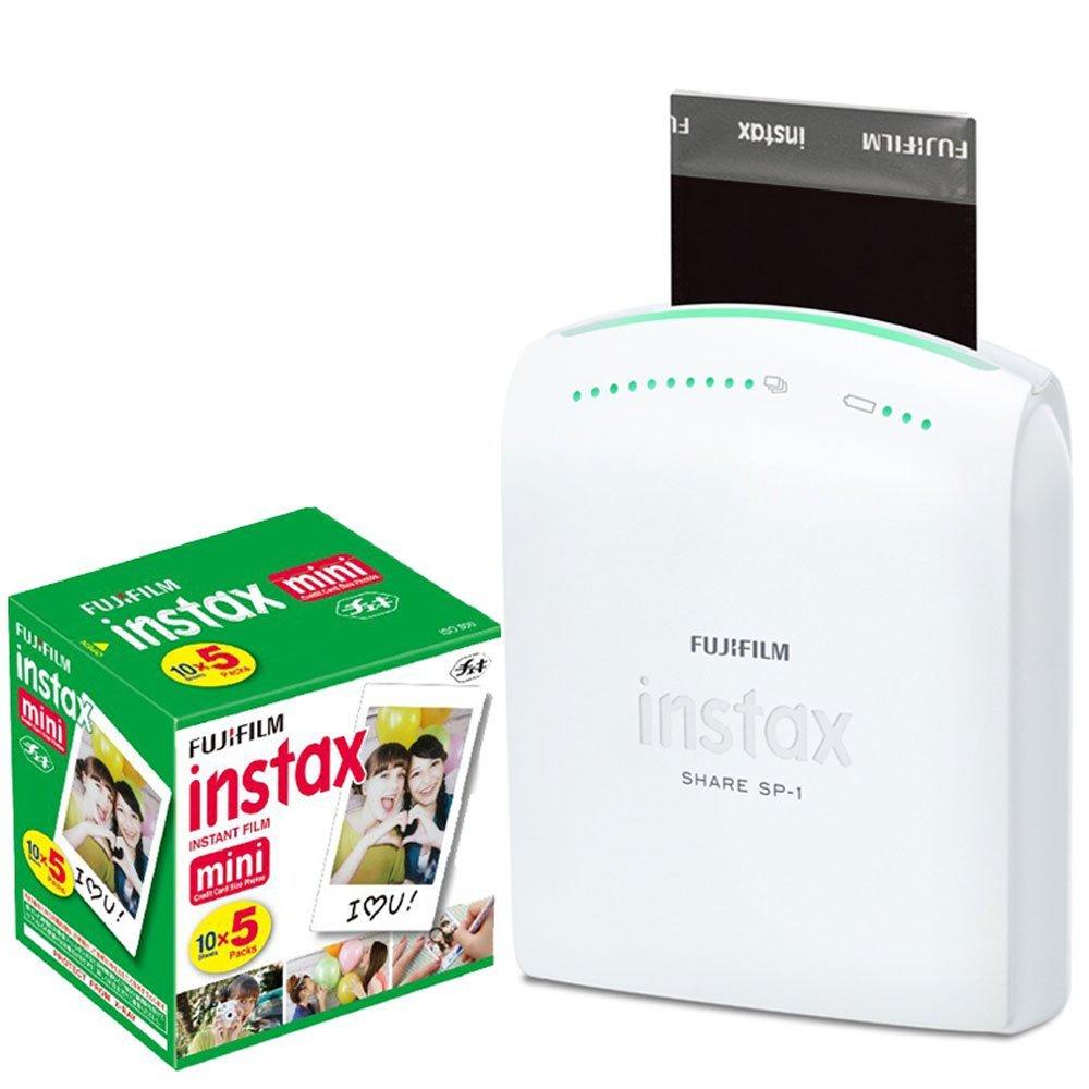 Amazon.com : fujifilm instax share smartphone portable printer sp