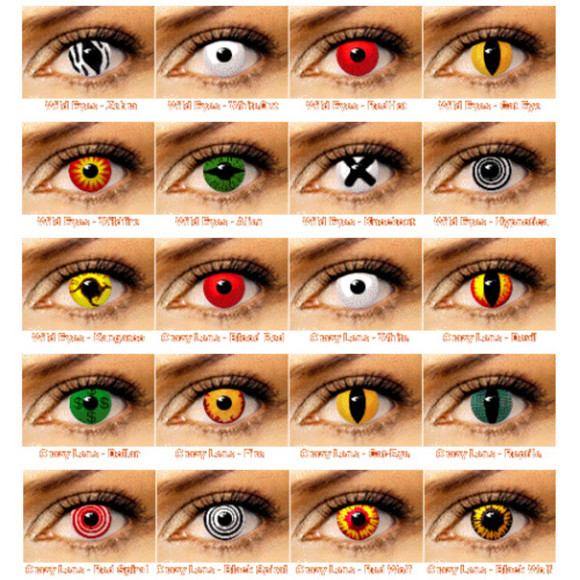 cat eye jewels accessories eyes make up