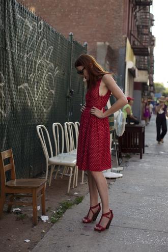 red dress dress