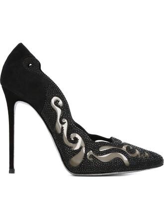 pumps black shoes