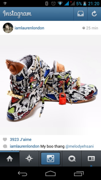 shoes reebok pumps multicolor sneakers melody ehsani