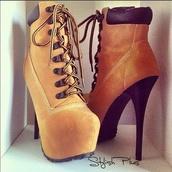 shoes,timberlands,timberland boots,timberland heels