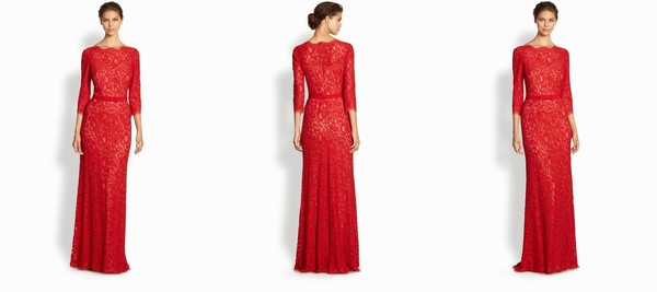 dress tadashi red dress red lace lace red lace dress shoji