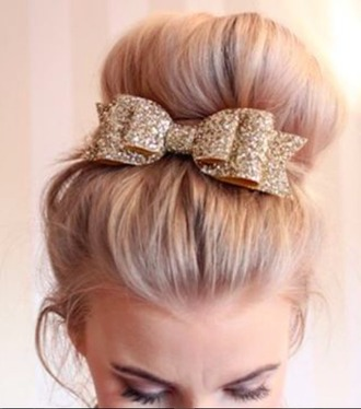 hair accessory blow hair clip hair bow hairstyles hair bun style fashion