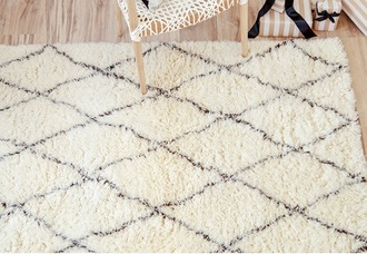 home accessory rug carpet black and white home decor our favorite home decor 2015 boho decor holiday home decor