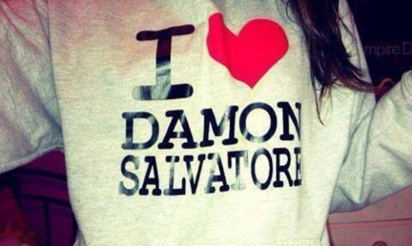 sweater the vampire diaries stefan salvatore damon salvatore hoodie