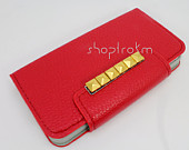 The number 1 shop for studded phone wallets by ShopTrokm on Etsy