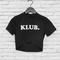Klub tee from kendall