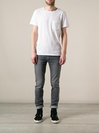 Acne Studios 'kory T-shirt' T-shirt - Smets - Farfetch.com