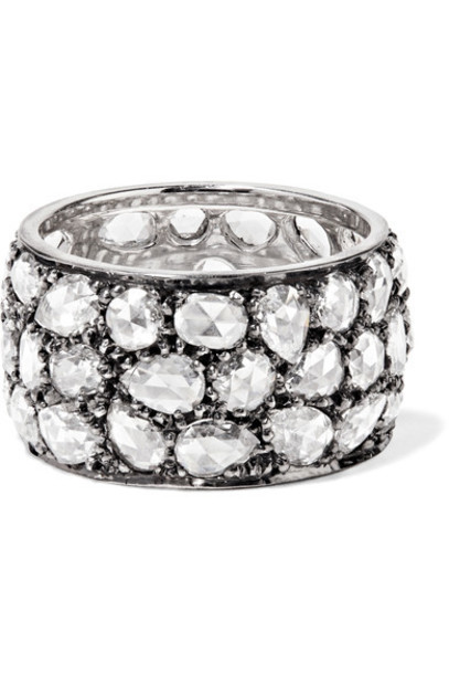 Fred Leighton diamond ring ring jewels
