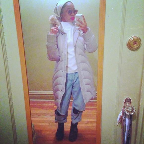 jacket coat long coat