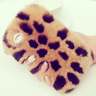 phone case iphone 5 case leopard print