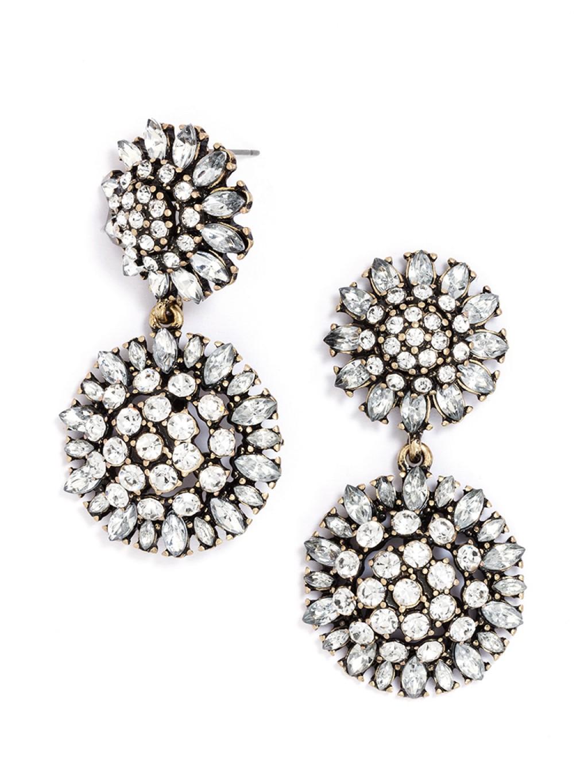 Crystal dandelion drops