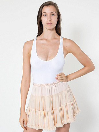 Multi-Layered Reversible Petticoat | American Apparel