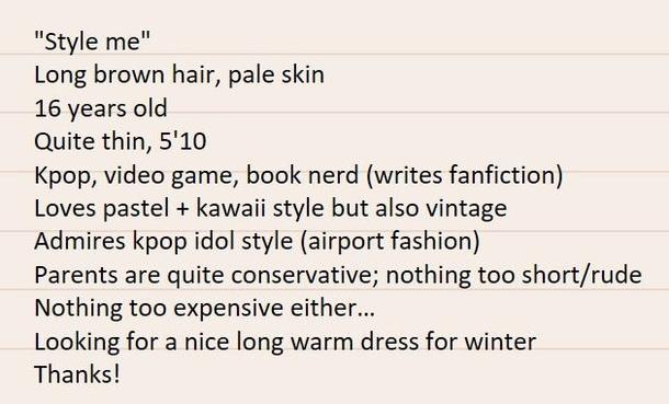 dress kpop pastel kawaii vintage style me